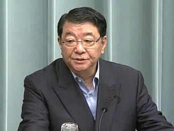 Press Conference by the Chief Cabinet Secretary(September 5, 2012(AM))