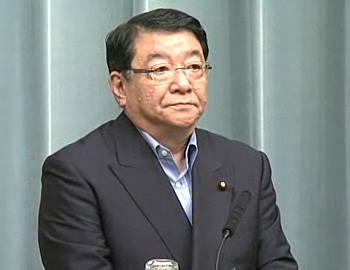 Press Conference by the Chief Cabinet Secretary(September 5, 2012(PM))