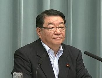 Press Conference by the Chief Cabinet Secretary(September 11, 2012(AM))