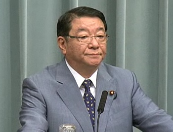 Press Conference by the Chief Cabinet Secretary(September 20, 2012(AM))