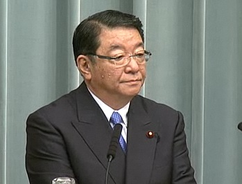 Press Conference by the Chief Cabinet Secretary(September 21, 2012(AM))