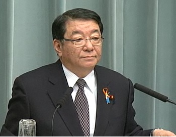 Press Conference by the Chief Cabinet Secretary(November 5, 2012(AM))