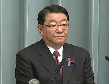Press Conference by the Chief Cabinet Secretary(November 9, 2012(AM))