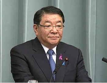 Press Conference by the Chief Cabinet Secretary(November 12, 2012(PM))