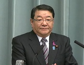 Press Conference by the Chief Cabinet Secretary(November 13, 2012(PM))