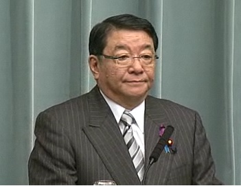 Press Conference by the Chief Cabinet Secretary(November 14, 2012(PM))