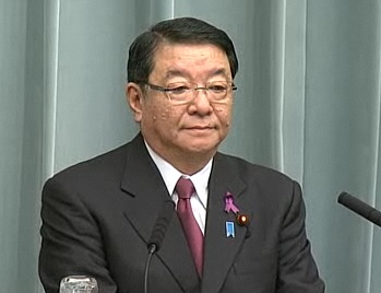 Press Conference by the Chief Cabinet Secretary(November 15, 2012(AM))