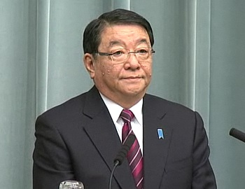 Press Conference by the Chief Cabinet Secretary(November 20, 2012(AM))