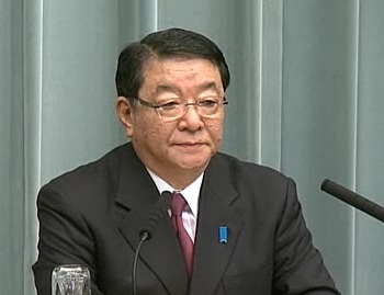Press Conference by the Chief Cabinet Secretary(November 22, 2012(AM))