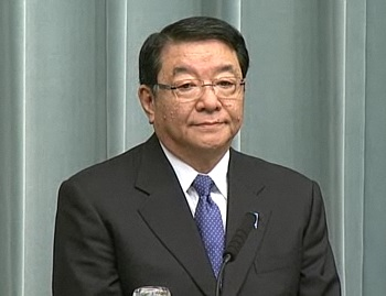 Press Conference by the Chief Cabinet Secretary(November 26, 2012(AM))