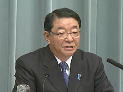 Press Conference by the Chief Cabinet Secretary(December 10, 2012(AM))