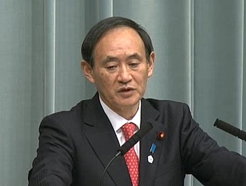Press Conference by the Chief Cabinet Secretary(April 8, 2013(AM))