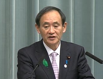 Press Conference by the Chief Cabinet Secretary(April 12, 2013(AM))