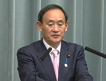 Press Conference by the Chief Cabinet Secretary(April 25, 2013(AM))