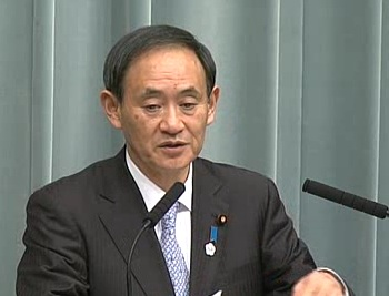 Press Conference by the Chief Cabinet Secretary(April 26, 2013(AM))