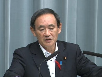 Conference by the Chief Cabinet Secretary(October 9, 2013(PM))