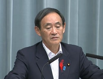 Conference by the Chief Cabinet Secretary(October 10, 2013(AM))