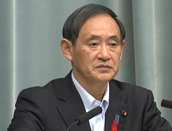 Conference by the Chief Cabinet Secretary(October 16, 2013(AM))