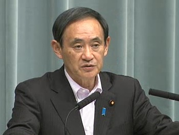 Conference by the Chief Cabinet Secretary(October 25, 2013(AM))