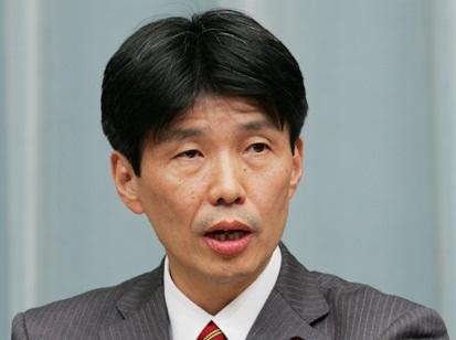 第2次安倍内閣閣僚記者会見「山本一太大臣」