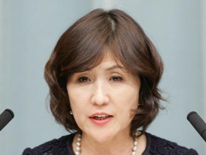 第2次安倍内閣閣僚記者会見「稲田朋美大臣」