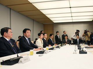 行政刷新会議(第21回)―平成23年10月20日(ハイライト)