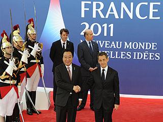 G20カンヌ・サミット―平成23年11月3日・4日(ハイライト)