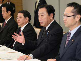 国家戦略会議(第2回)―平成23年11月21日(ハイライト)