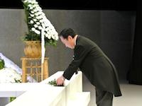 東日本大震災一周年追悼式―平成24年3月11日(ハイライト)