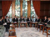災害廃棄物の処理の推進に関する関係閣僚会合―政府一丸で前へ!―平成24年3月13日(ハイライト)