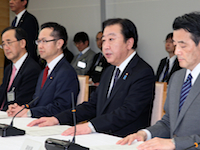デフレ脱却等経済状況検討会議(第1回)-平成24年4月13日(ハイライト)