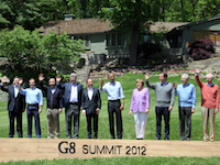 G8キャンプデービッド・サミット-首脳間で率直な意見交換-平成24年5月18、19日(ハイライト)