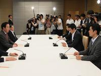 原子力発電所に関する四大臣会合~大飯原発3、4号機の再起動を決定~平成24年6月16日(ハイライト)