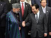 アフガニスタンに関する東京会合-アフガニスタン復興への「誓い」-平成24年7月8日(ハイライト)